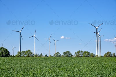 Alternative energy generation in Germany