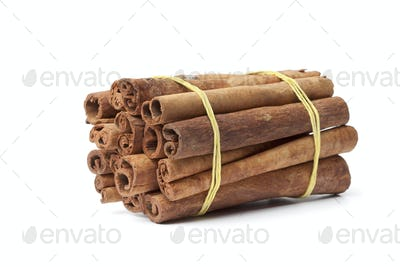 Bundle of Cinnamon sticks