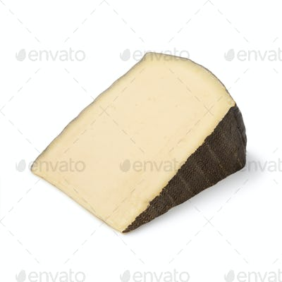 Wedge of Pere Joseph cheese