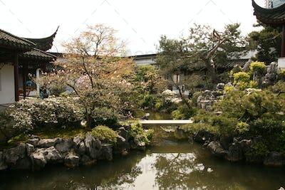 Sun Yat Set Chinese Garden, Vancouver, BC, Canada
