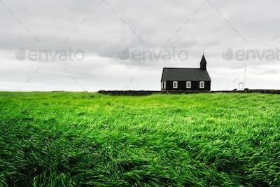 Black church of Budir