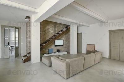 Interiors Shots of Living Room