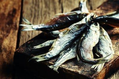 dried fish roach
