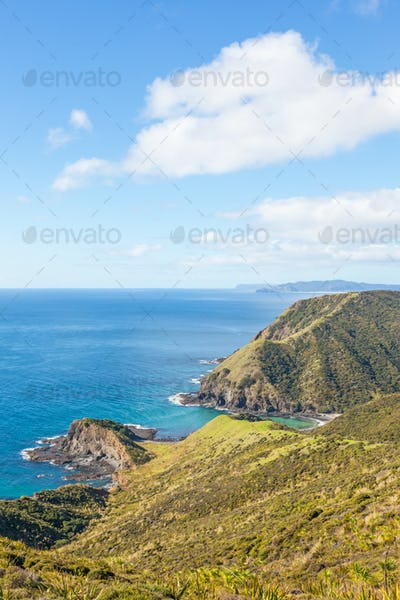 A Small Cove Near Cape Reinga