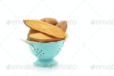 Sweet Potatoes Colander