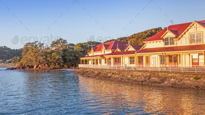 Waterfront Shops in Paihia