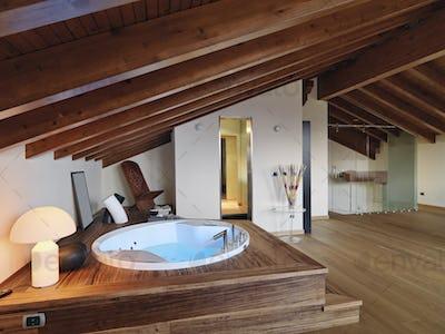 Interiors of the Modern Bathroom