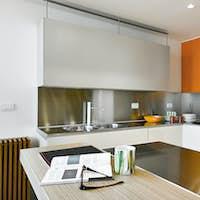 Interiors of the Modern Kitchen