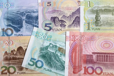 Chinese money a business background