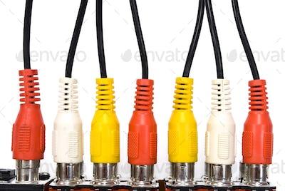 Colorful connectors