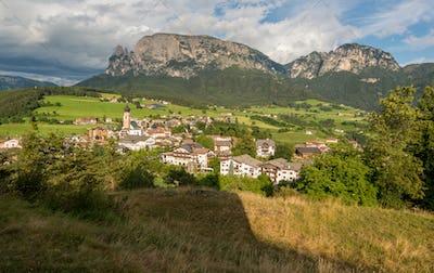 Mountains of the Italian Dolomites