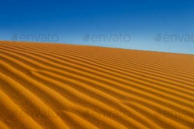 golden sand dune background