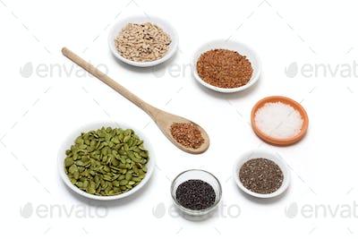 Variety of Seeds