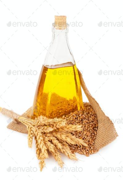 wheat germ oil