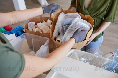 Sorting Materials for Recycling