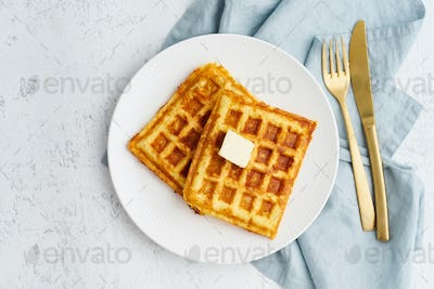 Chaffle, ketogenic diet