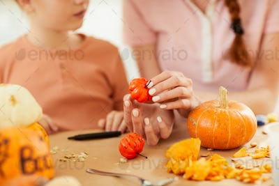 People doing arts at the table