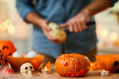 Jack O' Lantern for Halloween