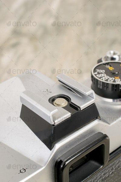 35mm Analog Camera Hot Shoe