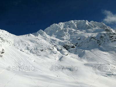 Blackcomb Mountain - Whister, BC, Canada