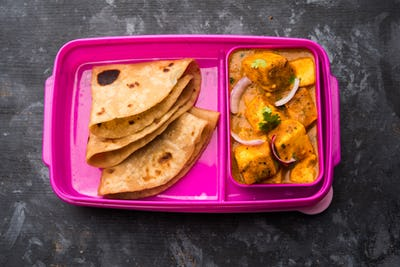 Indian Kids Tiffin