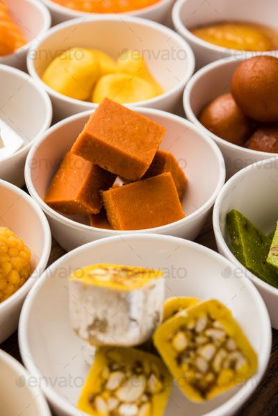 Indian Mithai
