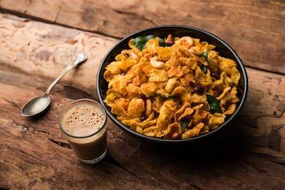 Cornflake Chivda