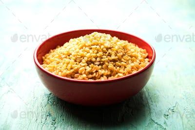 Crispy Moong Dal Namkeen