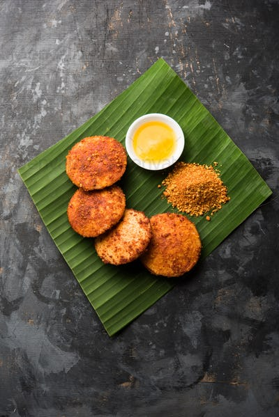 Podi idli is a quick and easy snack from South India