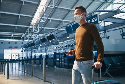 Personal protection during traveling