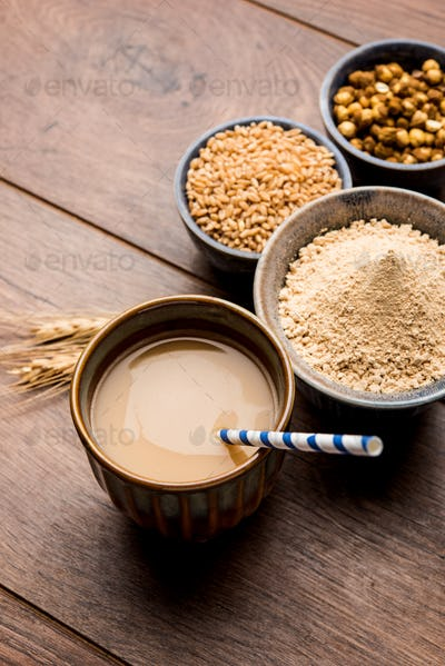 Sattu is a super drink from the Indian subcontinent