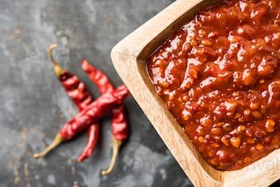 Szechuan Sauce or chutney