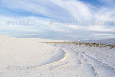 landscape, White Sands Nat'l Monument, NM