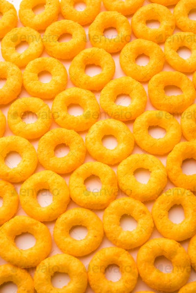 Puff Cheese Rings