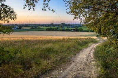 Walking track Bergherbos