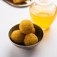 Indian Sweets with Ghee