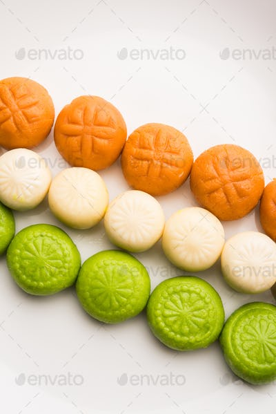Tiranga Sweet Food