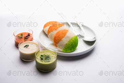 Tricolour Food