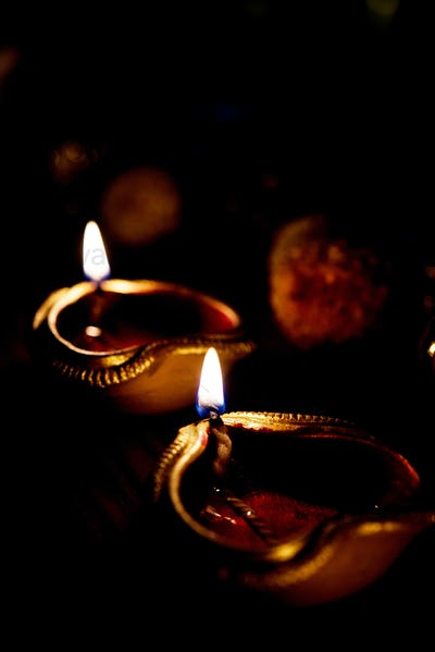 Diwali Diya