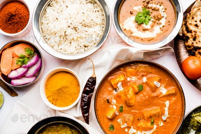 Indian Lunch / Dinner