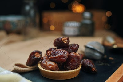 The sweet oasis dates fruit