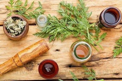 Wild carrots in herbal medicine