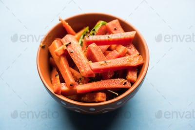 Carrot Pickle