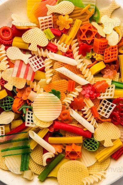 Raw Snack Pellets