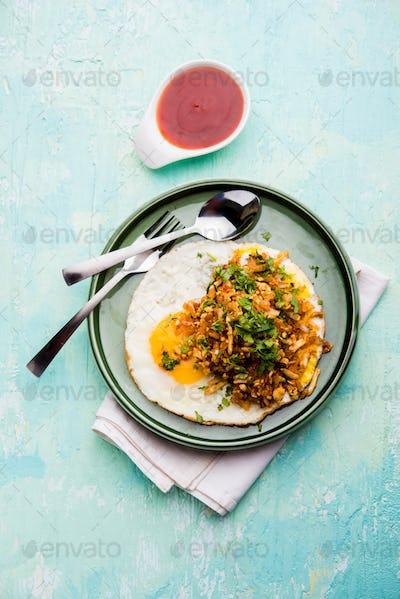 Egg Ghotala / Anda Ghotala