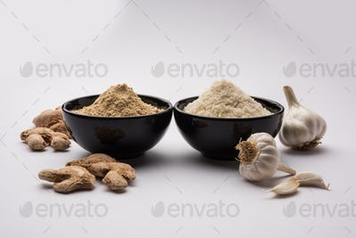Ginger Garlic Powder