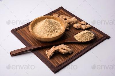 Dry Ginger Powder or Sonth