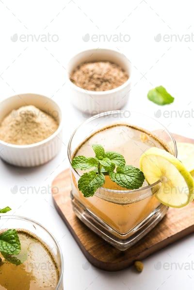 Jal-Jeera Or Jaljira Drink
