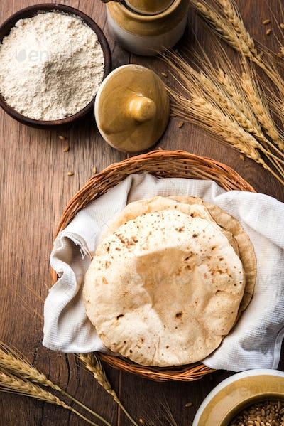 Chapati or Roti