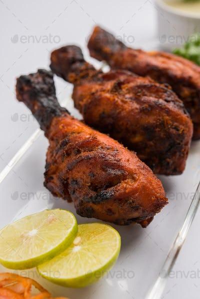 Chicken Tangri Kabab